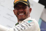 Hamilton dự đoán đội đua Ferrari sẽ thống trị tại Hungary