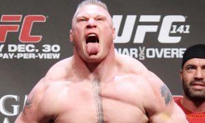 Jon Jones thách thức Brock Lesnar