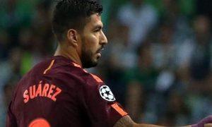 Barcelona: Ernesto Valverde nói về tình hình của Luis Suarez