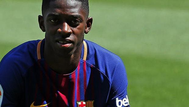 Vừa tới Barcelona, Ousmane Dembele đã dính chấn thương nặng