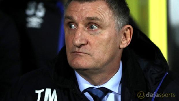 Tony Mowbray của Blackburn thất vọng về màn trình diễn trước Checkatrade