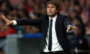 Claudio Ranieri hy vọng Antonio Conte ở lại với Chelsea