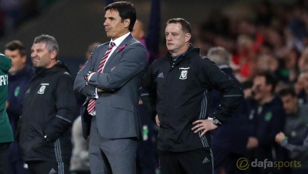 Chris Coleman: Xứ Wales cần học hỏi từ thất bại tại Vòng loại WC 2018