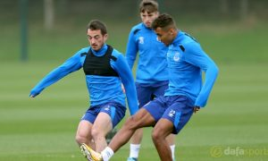 Leighton Baines phủ nhận sự sa sút của Everton tại Ngoại Hạng Anh