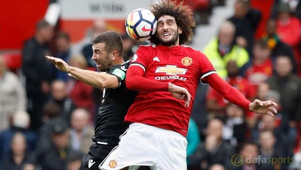 Jose Mourinho đánh giá cao Marouane Fellaini tại Manchester United