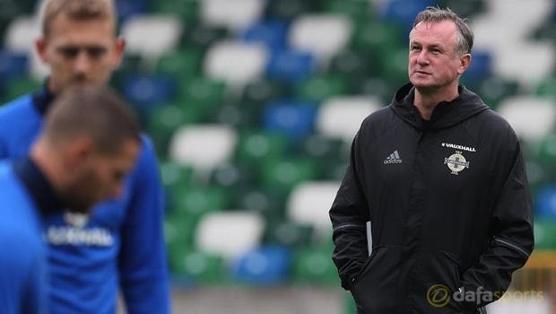 Michael O'Neill tin rằng Bắc Ireland có cơ hội đánh bại Đức