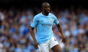 Yaya Toure đặt mục tiêu tại cúp Champions League
