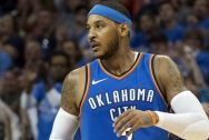 NBA: Carmelo Anthony muốn hàng tấn công của Oklahoma được cải thiện