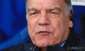 Sam Allardyce phủ nhận khả năng dẫn dắt CLB Everton