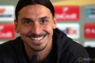 Zlatan Ibrahimovic tự tin với sự trở lại tại Man United