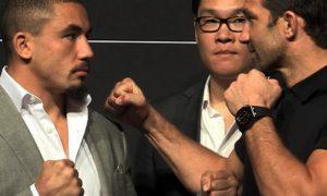 UFC: Robert Whittaker vs thử thách Luke Rockhold