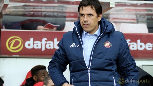HLV Chris Coleman của Sunderland không lo sợ bị sa thải