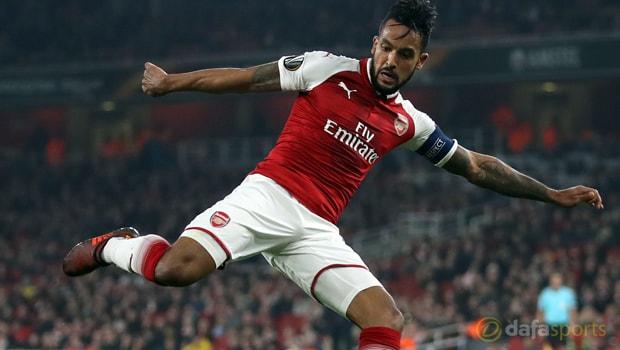 Theo Walcott đặt mục tiêu trở lại đội hình chính Arsenal