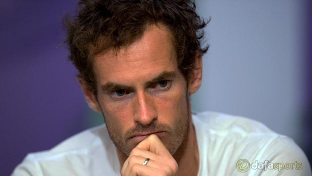 Andy Murray bỏ lỡ giải đấu tại Melbourne