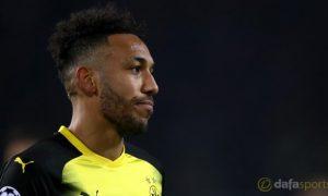 Borussia-Dortmund-forward-Pierre-Emerick-Aubameyang