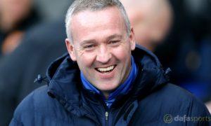 Paul Lambert nhận nhiệm vụ HLV trưởng tại Stoke City