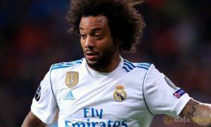 Ngôi sao Marcelo của Real Madrid đang cảm thấy mất phong độ