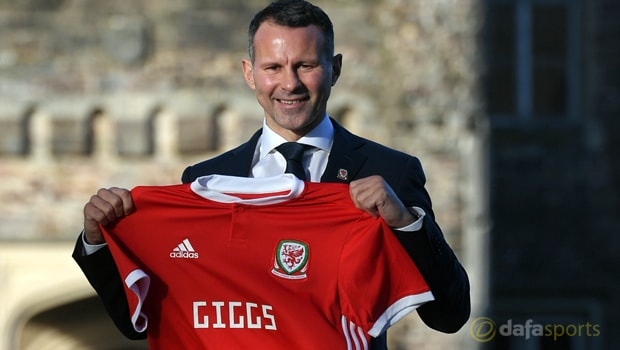 ĐT Xứ Wales xác nhận bổ nhiệm HLV trưởng Ryan Giggs