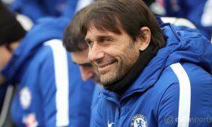 Chiếc ghế HLV của Antonio Conte tại Chelsea đang lung lay dữ dội