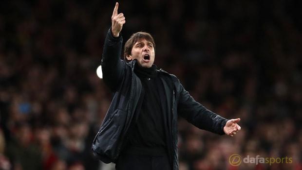 HLV Antonio Conte của Chelsea thề sẽ tiếp tục chiến đấu