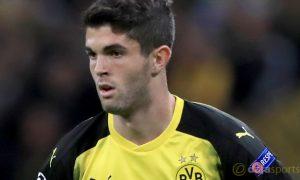 Cầu thủ Christian Pulisic không có kế hoạch chuyển khỏi Dortmund