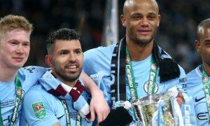 Kevin De Bruyne hướng tới thành công cùng Manchester City