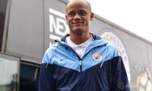 Hậu vệ Vincent Kompany của Manchester City sắp trở lại thi đấu