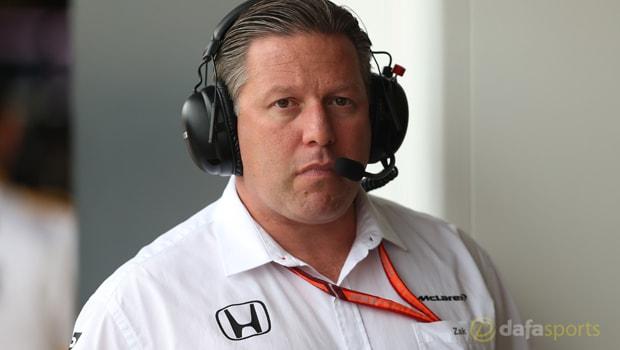 Đội đua McLaren hy vọng cải thiện phong độ
