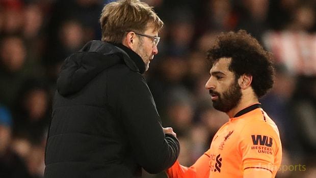 Mohamed Salah ngợi khen HLV Jurgen Klopp trong thành công của Liverpool