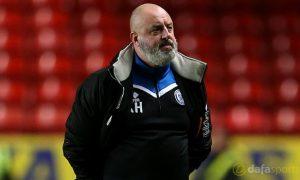 Rochdale: HLV Keith Hill hy vọng vào trận gặp Spurs