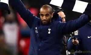 Tottenham Spurs vui mừng với bản HĐ mới Lucas Moura