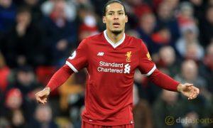 Trung vệ Virgil Van Dijk không hối tiếc khi chuyển từ Southampton sang Liverpool