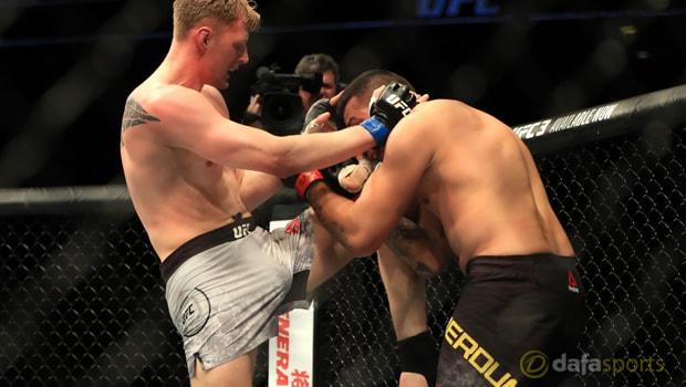 Tỷ lệ Boxing: Alexander Volkov đặt mục tiêu vô địch Thế giới