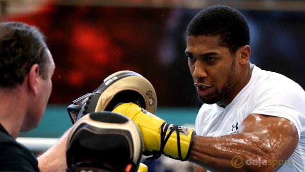 Kèo cá cược Boxing: Anthony Joshua tin rằng 1 trận đấu không quyết định sự nghiệp của VĐV