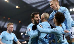 Cá cược Manchester City: Bernardo Silva thề không bỏ cuộc