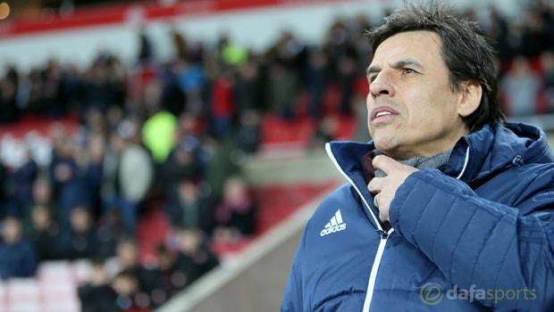 HLV Chris Coleman thất vọng với kết quả của Sunderland