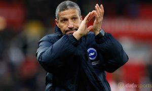 Cá cược bóng đá: Chris Hughton của Brighton khen ngợi Glenn Murray
