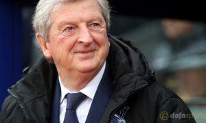 Crystal Palace: Roy Hodgson vui mừng vì sự trở lại của Wilfried Zaha