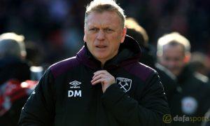 Cá cược West Ham: David Moyes tập trung cho hiện tại
