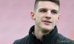 Declan Rica nhận khen ngợi từ đội tuyển Ai len
