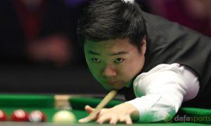 Cá cược Bi-da: Ding Junhui tự tin tham dự giải Player