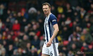 Jonny Evans: West Brom Albion sẽ không đầu hàng