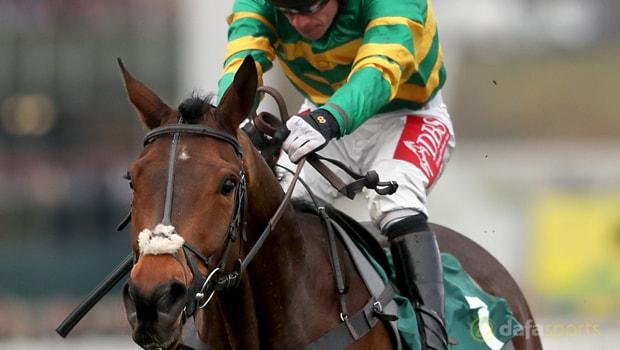 Tỷ lệ cược đua ngựa: Minella Rocco tốt hơn Don't Push It