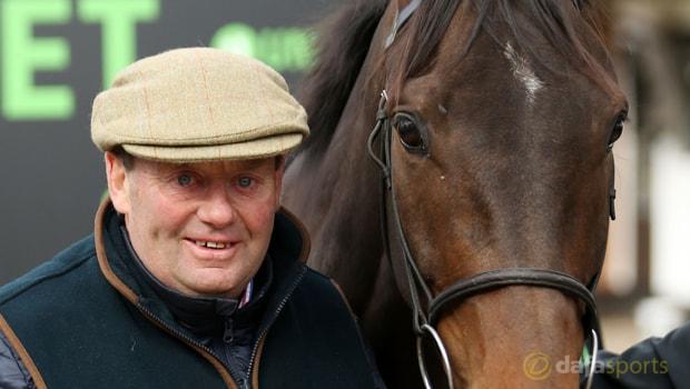 Cá cược đua ngựa: Nicky Henderson nói về ngựa đua Buveur d'Air