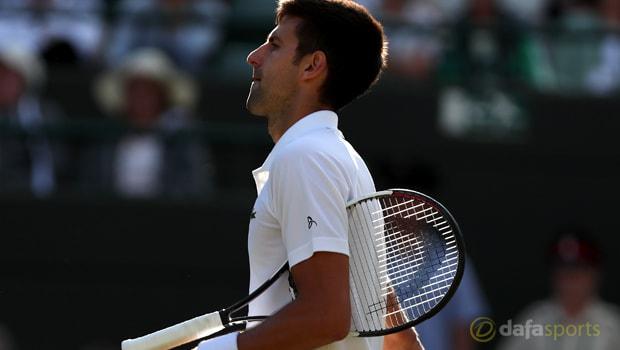 Novak Djokovic tự trách bản thân với sai lầm tại cúp Paribas Open