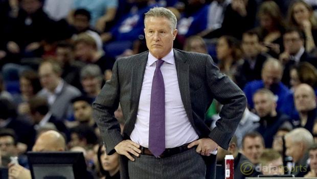 Philadelphia 76ers hướng tới trận đấu tại Brooklyn