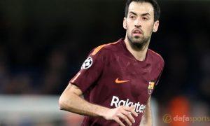 Sergio Busquets nhấn mạnh tầm quan trọng cuộc đối đầu với Atletico Madrid