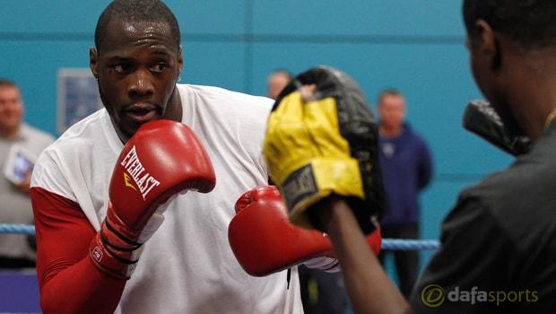 Nhà vô địch WBC Deontay Wilder muốn làm lên lịch sử