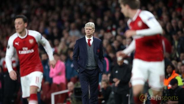 Arsene Wenger: Kết quả tồi tệ nhất đã tới với Pháo thủ