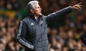 Jupp Heynckes hối tiếc vì không thắng được Real Madrid